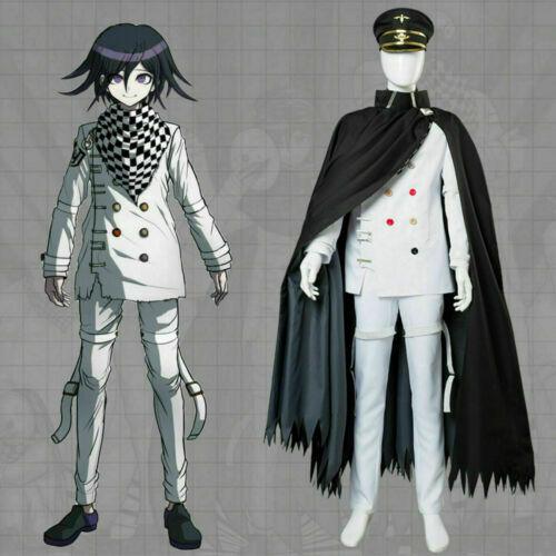 Danganronpa V3:Killing Harmony Ouma Kokichi Uniform Cosplay Costume