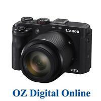 Canon Powershot G3 X 16gb Digital Camera G3x 25x Zoom 20.2mp 1 Yr Au Wty