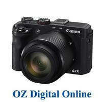 Canon Powershot G3 X Digital Camera G3x 25x Zoom 20.2mp 1 Yr Au Wty