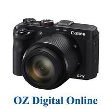 NEW Canon PowerShot G3 X Digital Camera G3X 25X ZOOM 20.2MP 1 Yr Au Wty