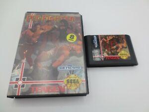 Pit-Fighter (Sega Genesis, 1991)