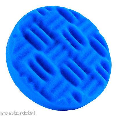 Car Care Dodo Juice 150mm Blue Fin Foam Light Polishing Buffing Pad