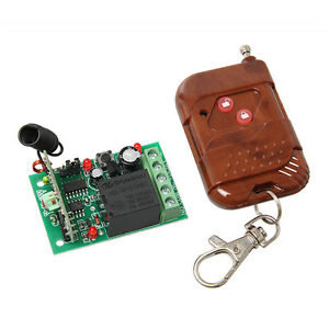 DC-12V-1-Channel-Wireless-Relay-module-amp-remote-controller-RF-receiver-wireless