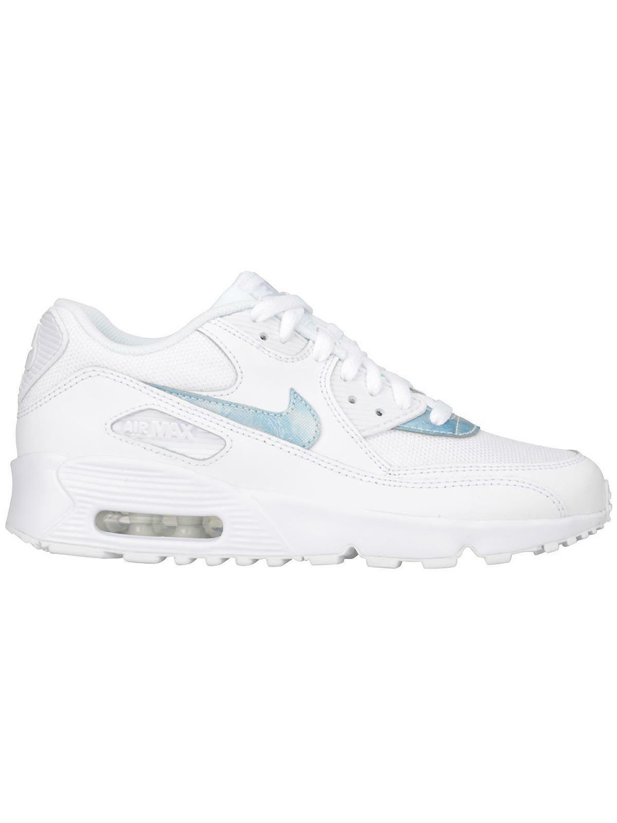 Nike Air Max 90 Mesh Mädchen 833418 111