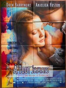 Plakat A Tout Jamais Une Histoire De Cinderella Drew Barrymore 120x160cm