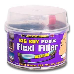 Plastic-Flexible-Bumper-Repair-Car-Body-Filler-With-Hardener-amp-Applicator-250ml