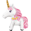 MAGICAL-UNICORN-Birthday-Party-Range-Tableware-Balloons-Supplies-Decorations miniatuur 22