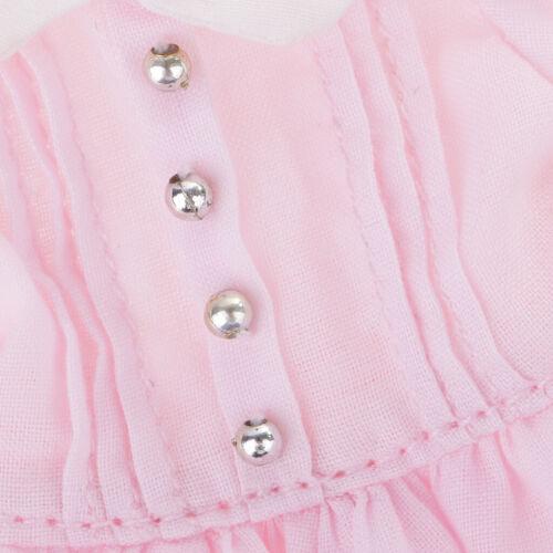 Handmade Doll Dress Clothes for Blythe Pullip Azone Licca  Momoko Doll