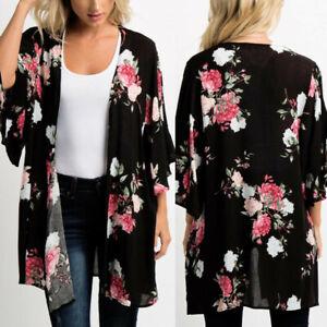 Boho-Vintage-Women-Floral-Loose-Shawl-Kimono-Cardigan-Chiffon-Coat-Jacket-Blouse