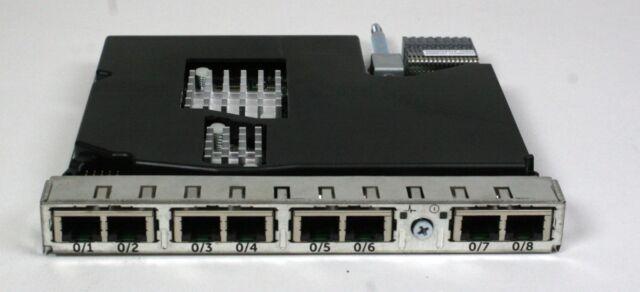Dell 48YWN PowerEdge VRTX R1-2401 1GB 8-Port Ethernet Switch Module