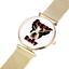Boston-Terrier-Trendy-Limited-Edition-Watch miniature 2