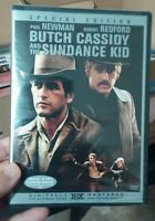 Butch Cassidy And The Sundance Kid (dvd,2005,special Edition)new - Free Shipping
