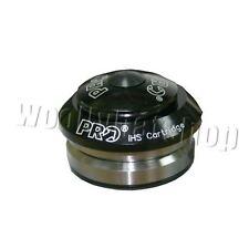 "Pro MTB 1 1/8"" Internal Headset Cartridge in Black/Chrome"