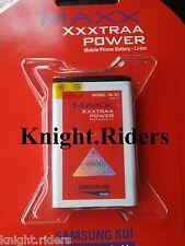 MAXX XXXTRA POWER BL-5C BL5C BATTERY FOR NOKIA N72 N71 1110 1112 1200 1208 1650