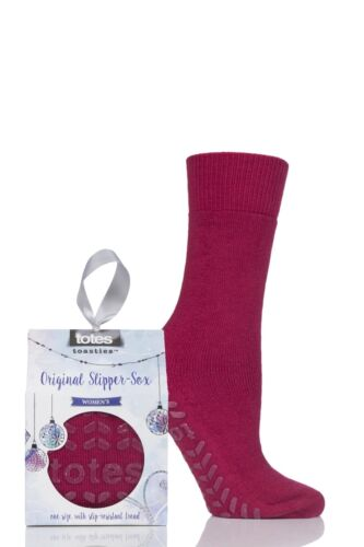 Ladies 1 Pair Totes Originals Slipper Socks