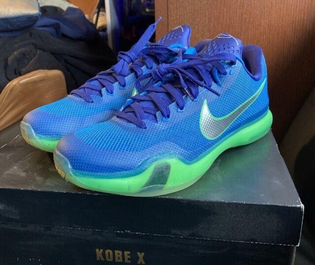 Size 10 - Nike Kobe 10 Emerald City