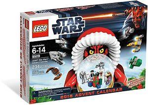 Tout Nouveau Lego Star Wars 2012 Calendrier De L'avent 9509