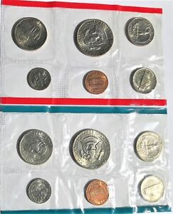 1979-US-Mint-Set-10-coins-P-amp-D-with-Envelop-34738