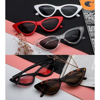 Women Cat Eye Sunglasses Retro Classic Designer Vintage Fashion Shades Eyewear