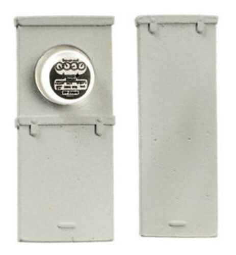 Fuse Box Outdoor Electric Meter Dollhouse Miniature