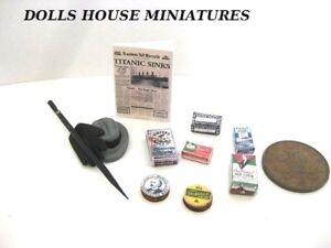 Gents Objets Maison De Poupées Miniatures-afficher Le Titre D'origine Pratique Pour Cuire