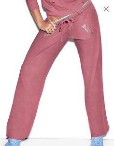 Yoga ragazzo da Pantaloni per 667543352784 Fit Victoria's Secret sportivi di Begonia ginnastica rosa Pantaloni Media da bambini PExqTU