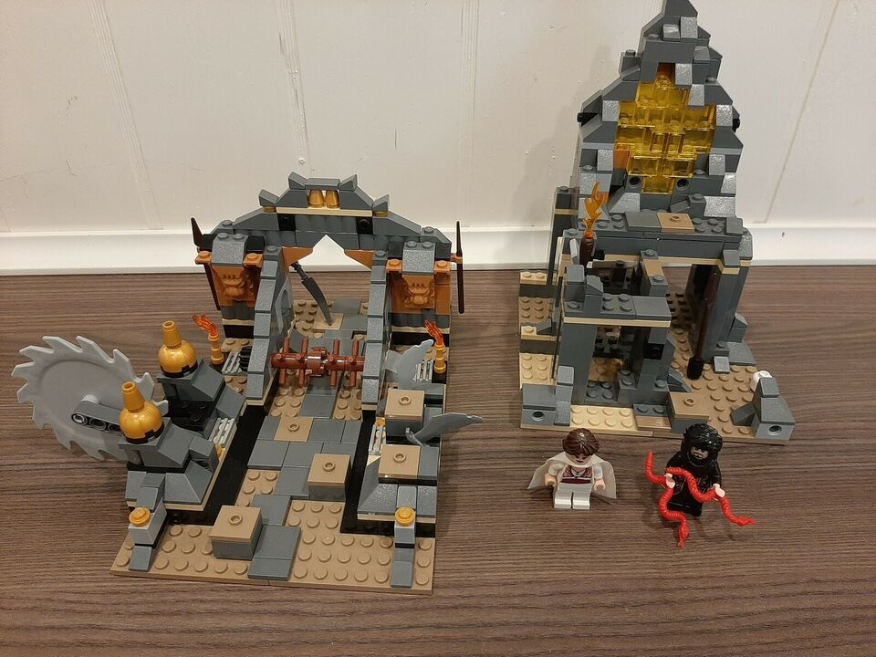 Lego Prince of Persia, The sands of time nr. 7572