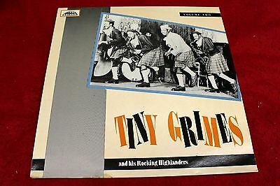 TINY GRIMES & HIS ROCKING HIGHLANDERS VOLUME TWO NM- LP