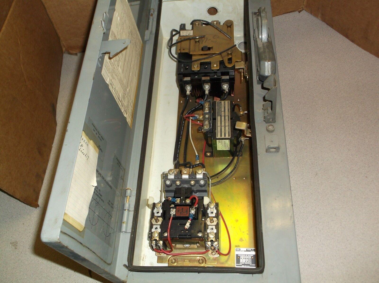 Allen Bradley 713-BJA632 713-BJA632 713-BJA632 Serie L combinación Arrancador gabinete  Envío Gratuito ac3cab