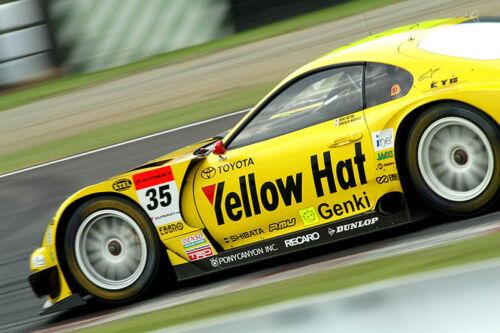 Decals 1:18 KRAFT YellowHat Supra GT SuperGT 2005