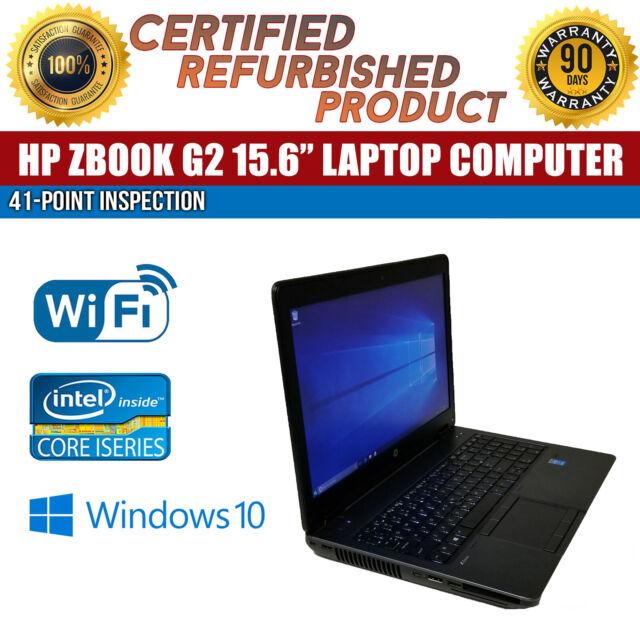 C Grade HP ZBook 15 G2 15 6