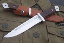 2008 Feste Klinge Taktisch Camping Hunting Knife Taschenmesser Jagdmesser Messer