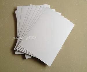 A5 148mmX210mm White Glossy Photographic Photo Paper for Inkjet Printer