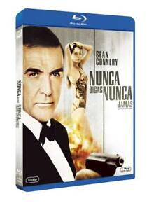 Never-Say-Never-Again-1983-s-Blu-ray-Region-Free-Sean-Connery-NEW-SEALED