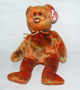 TY Beanie Baby M.C. BEANIE IV BEAR 2004