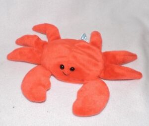 Image is loading 034-Red-Crab-034-Beanie-Baby 59e5ecba131