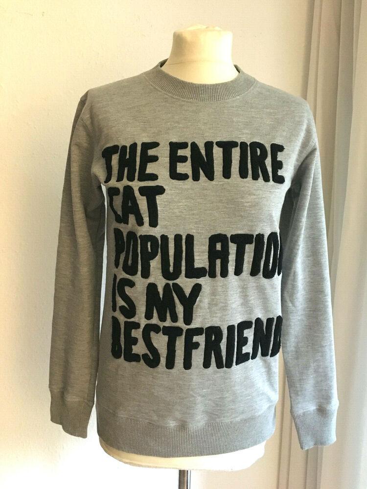 """the Balletcats"" Sweatshirt, The Entire Cat Population Is My Best Friend, T S"