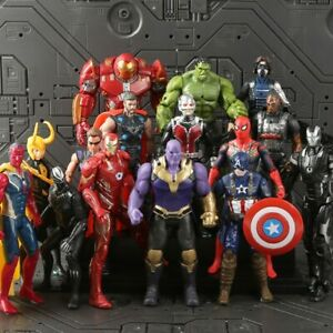 Marvel-Avengers-Infinity-War-Super-Heros-15-cm-figurines-jouets-enfant-Collect