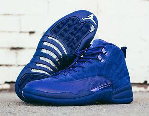 lana Xii Nike Juego Jordan gripe 400 de 11 Juego de 2016 Suede 130690 Retro Blue Air 12 wI4xnPSaq
