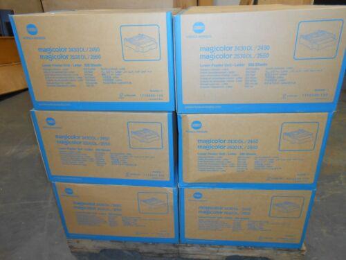 Konica Minolta Magicolor 2430DL 500 Sheet Lower Feeder Tray NEW