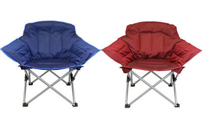 Zenithen Limited Guidesman Padded Folding Chair Red
