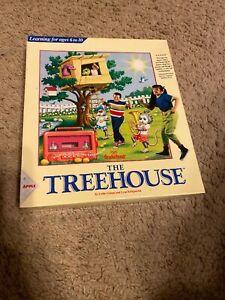 The Treehouse School Edition by Broderbund for Apple IIe 128k,IIc,IIgs 1991 ii
