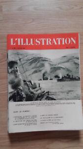 LA ILUSTRACIÓN - 20 Abril 1940 - N º 5068 - La Batalla