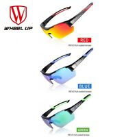 Polarized Sport Cycling Bicycle Riding Sun Glasses Eyewear Goggle Uv400 Lens