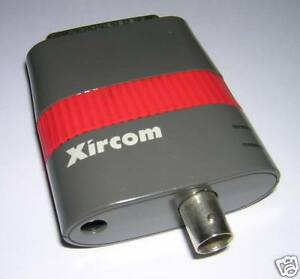 Vintage-Xircom-Parallel-Port-10Base-2-Pocket-Ethernet-Adapter-PE3-10B2