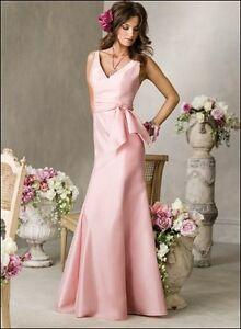 Sur Mesure Couleur Au Choix Magnifique Robe Soiree Modele S103 Ebay