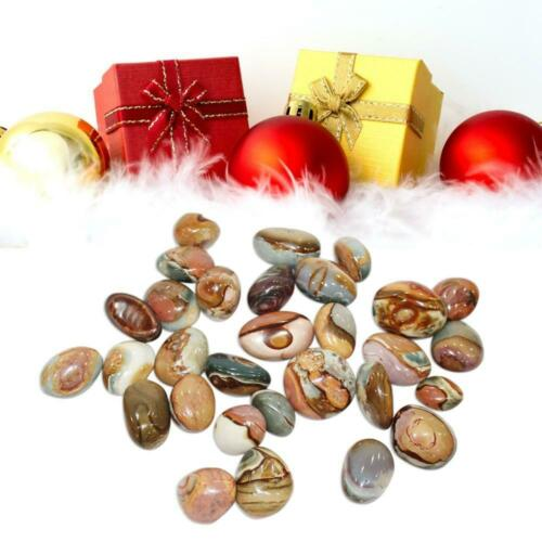 Gemas Naturais Pedra Ágata Cabochão Oval Boa Sorte Pedra Preciosa faça você mesmo decoração do lar