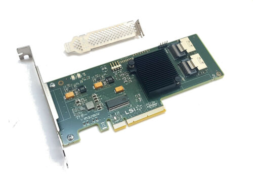 HBA Raid LSI MegaRAID 9211-8i 6g PCIe x8 USATO SAS SATA IT mode m1015