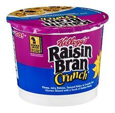 Kelloggs Raisin Bran Crunch Cereal Cup