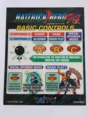 Hattrick Hero 94 Taito Memorabilia Ebay
